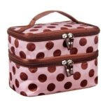 4_New-Women-Double-Layer-Dot-Cosmetic-Bag-Travel-Necessaries-Bags-High-capacity-Storage-Makeup-Organizer-Zipper