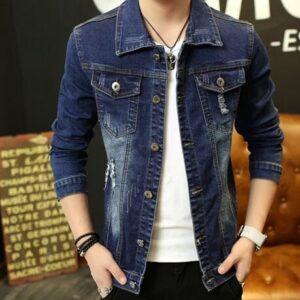 ג'קטים ג'ינס לגברים