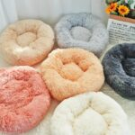 Warm-Fleece-Dog-Bed-Round-Pet-Cushion-For-Small-Medium-Large-Dogs-Cat-Long-Plush-Winter-Dog-Kennel-Puppy-Mat-Bed-Lounger-Sofa
