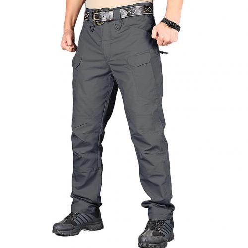 2020 Tactical Pants Men Summer Casual Army Military Style Trousers Mens Cargo Pants Male Zip Trousers Quick Dry Trousers S-5XL