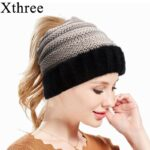 Xthree-Faux-Mink-Fur-Hat-Ponytail-Knitted-Hat-Winter-Hat-for-Women-beanies-Autumn-Cap-Ponytail-Hat-for-Girl-2020-New