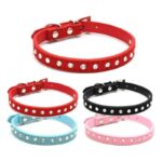 1PCs-Small-Dog-Collar-Crystal-Hot-Bling-Rhinestone-Pu-Leather-Puppy-Cat-Collars-Necklace-Neck-Strap-Personality-Pet-Products