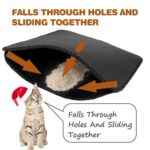 Waterproof-Pet-Cat-Litter-Mat-Double-Layer-Litter-Cat-Bed-Pads-Trapping-Pets-Litter-Box-Mat-Pet-Product-Bed-For-Cats-House-Clean
