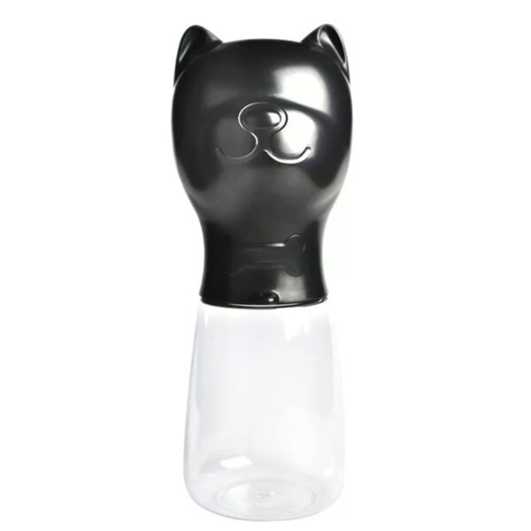 350/480/550ML Portable Pet Dog Water Bottle For Small Large Dogs Travel Puppy Cat Drinking Bowl Bulldog Water Dispenser Feeder