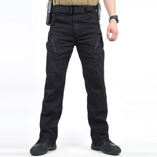 2019 IX9 II Men Militar Tactical Pants Combat Trousers SWAT Army Military Pants Mens Cargo Outdoors Pants Casual Cotton Trousers