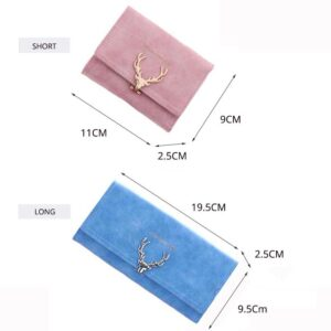 women's Wallet Women purse portefeuille femme Fashion Long Wallet Female Long Design Purse Women Coin Purses Ladies Clutch
