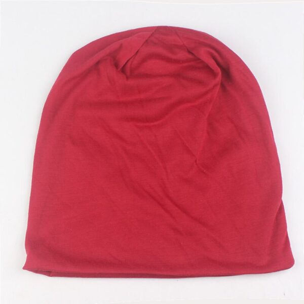 Xthree Female Fall thin Cotton men Skullies Beanies Spring Beanie Hat Solid Hats For Women