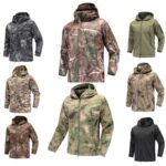Military-Tactical-Jacket-coat-men's-autumn-Army-Camouflage-Waterproof-jacket-SoftShell-man-Windbreaker–Hooded-Camo-Hunt-Clothes