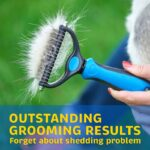 Pet-Fur-Knot-Cutter-Dog-Grooming-Shedding-Tools-Pet-Cat-Hair-Removal-Comb-Brush-Double-sided-Pet-Products