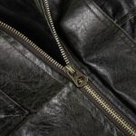 New-Autumn-winter-leather-jacket-men-stand-collar-motorcycle-washed-leather-jacket-mens-pu-coats-quality-leather-military-Bomber