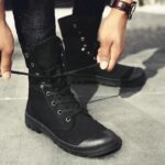 New-Fashion-all-Black-Men-Casual-Canvas-flats-Shoes-Boys-Tenis-high-top-outdoor-Non-slip-Sneakers-shoes-Military-boots-TD-78