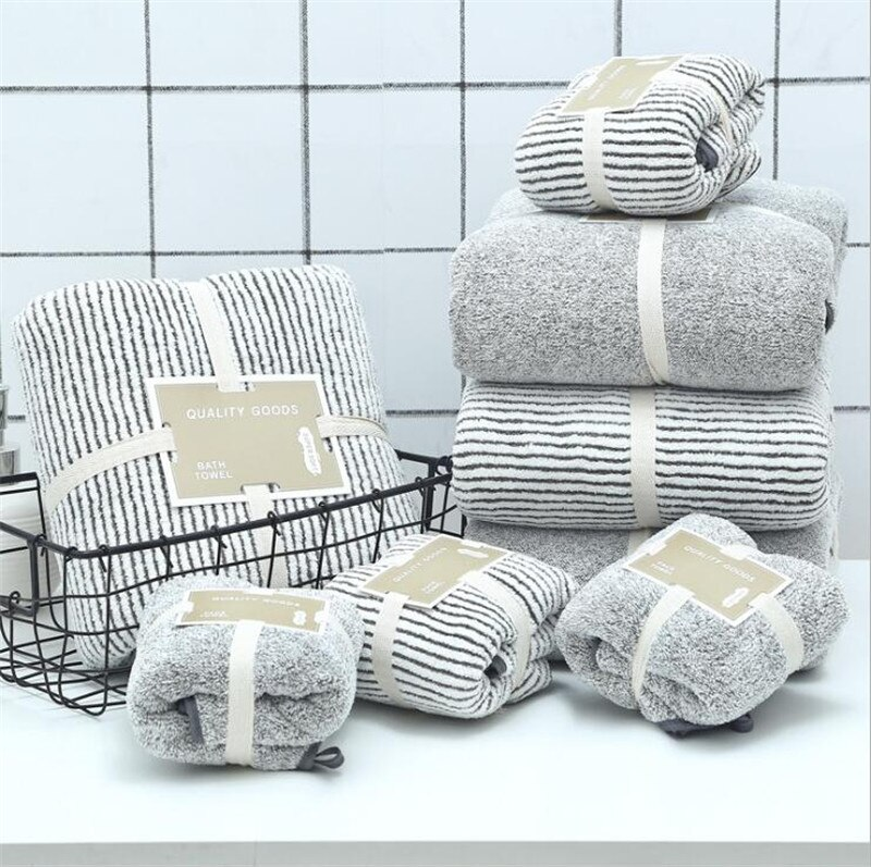 70x140cm Bamboo Charcoal Coral Velvet Bath Towel For Adult Soft Absorbent Bamboo Carbon Fiber Household Bathroom Towel Sets