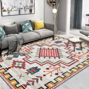 Morocco Carpet Living Room Nordic Bedroom Carpet Home Decor Sofa Rug Coffee Table Floor Mat Study Room Vintage Persian Rugs