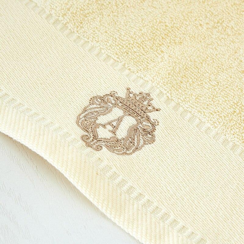 2020 High-grade 100% cotton Towel set bathtowel + facetowel set soft bath face towel handtowel Bathroom towel sets